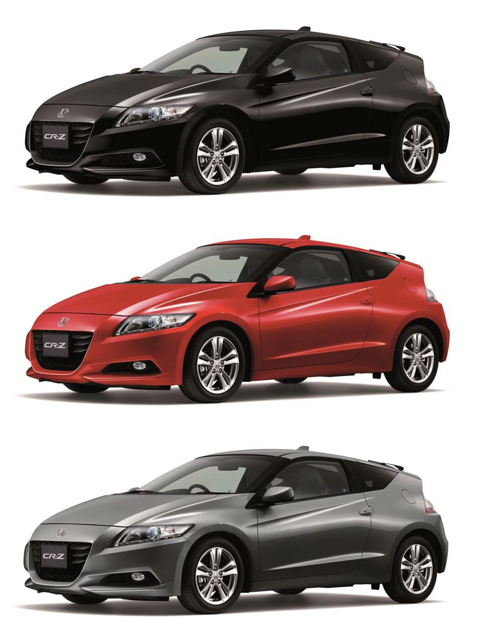 Honda Malaysia introduces three more exciting colours to the CR-Z lineup