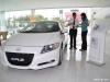 Honda CR-Z in Honda Showroom Malaysia