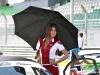Race Queen for Audi R8 LMS Cup